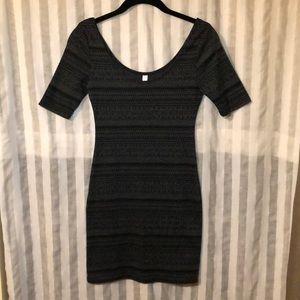 Xhilaration Body Con Dress